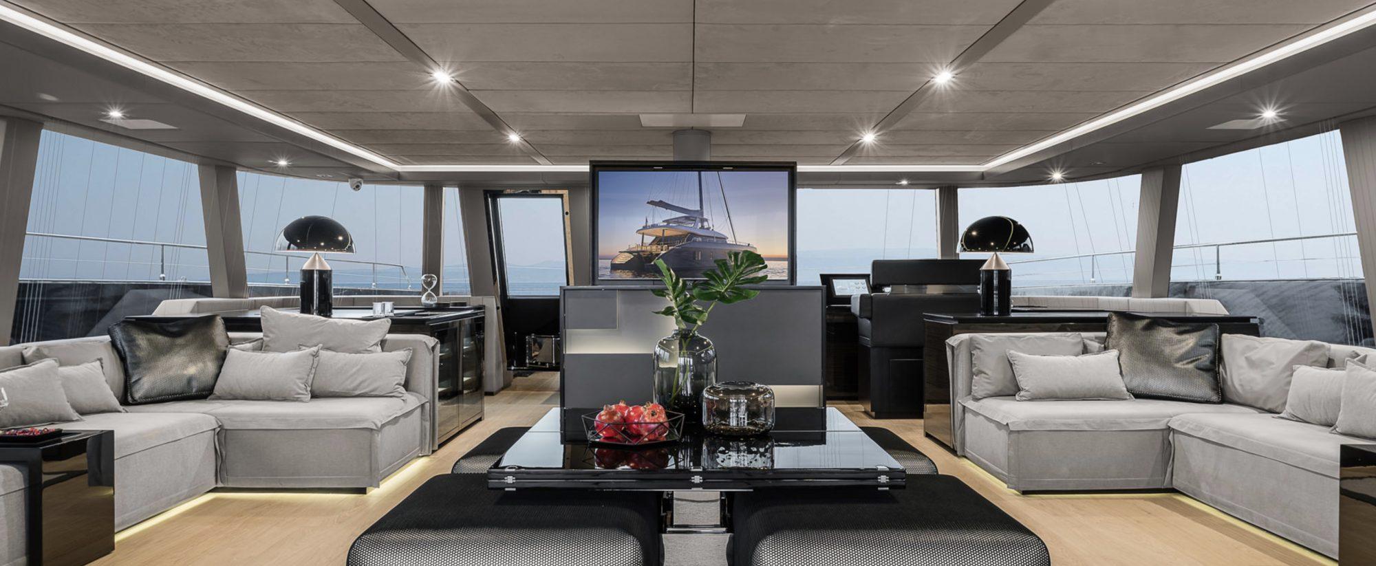Inside Rafael Nadal's 5.5 Million Euro Catamaran Yatch