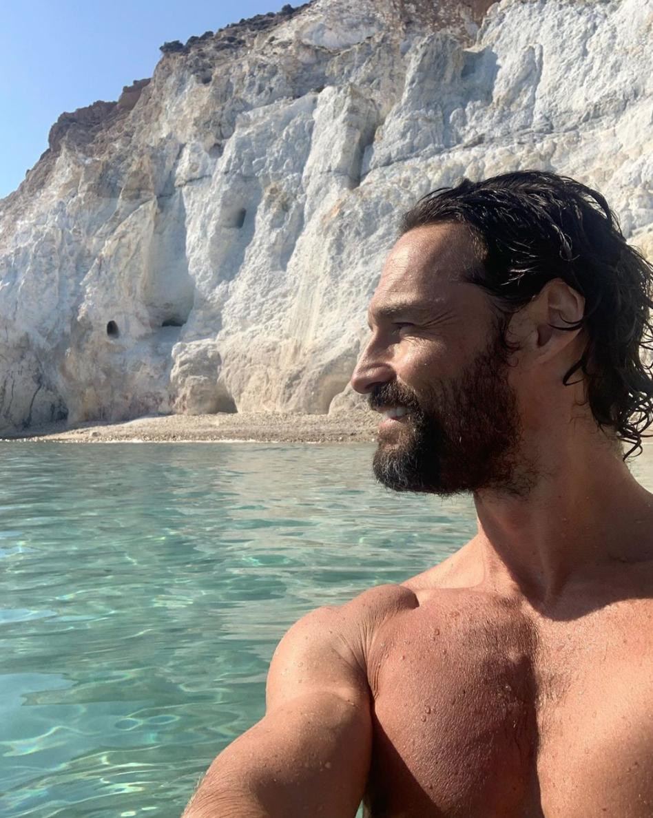 ivan sanchez grecia vacaciones
