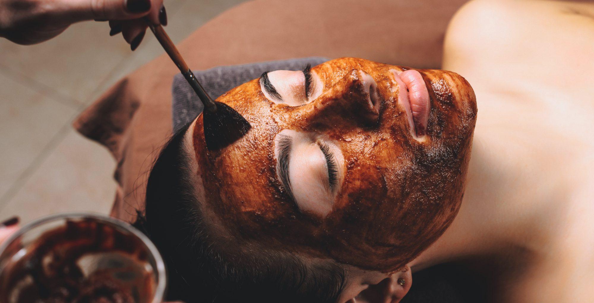 mascarilla, cacao, natural, organica, spa