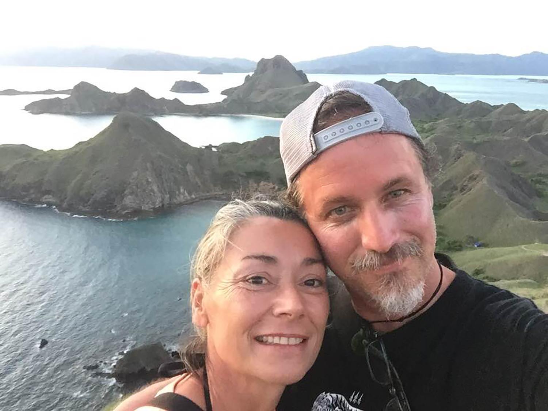 Billy Kruger and Laure Bardina-Kruger