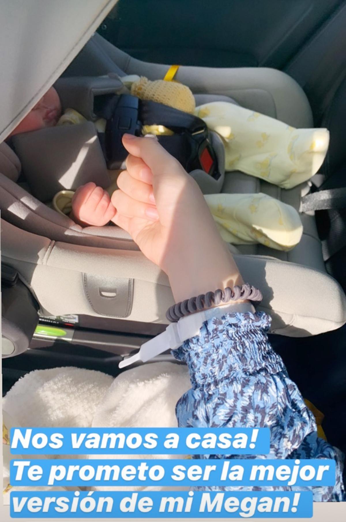 Michelle Galvan baby