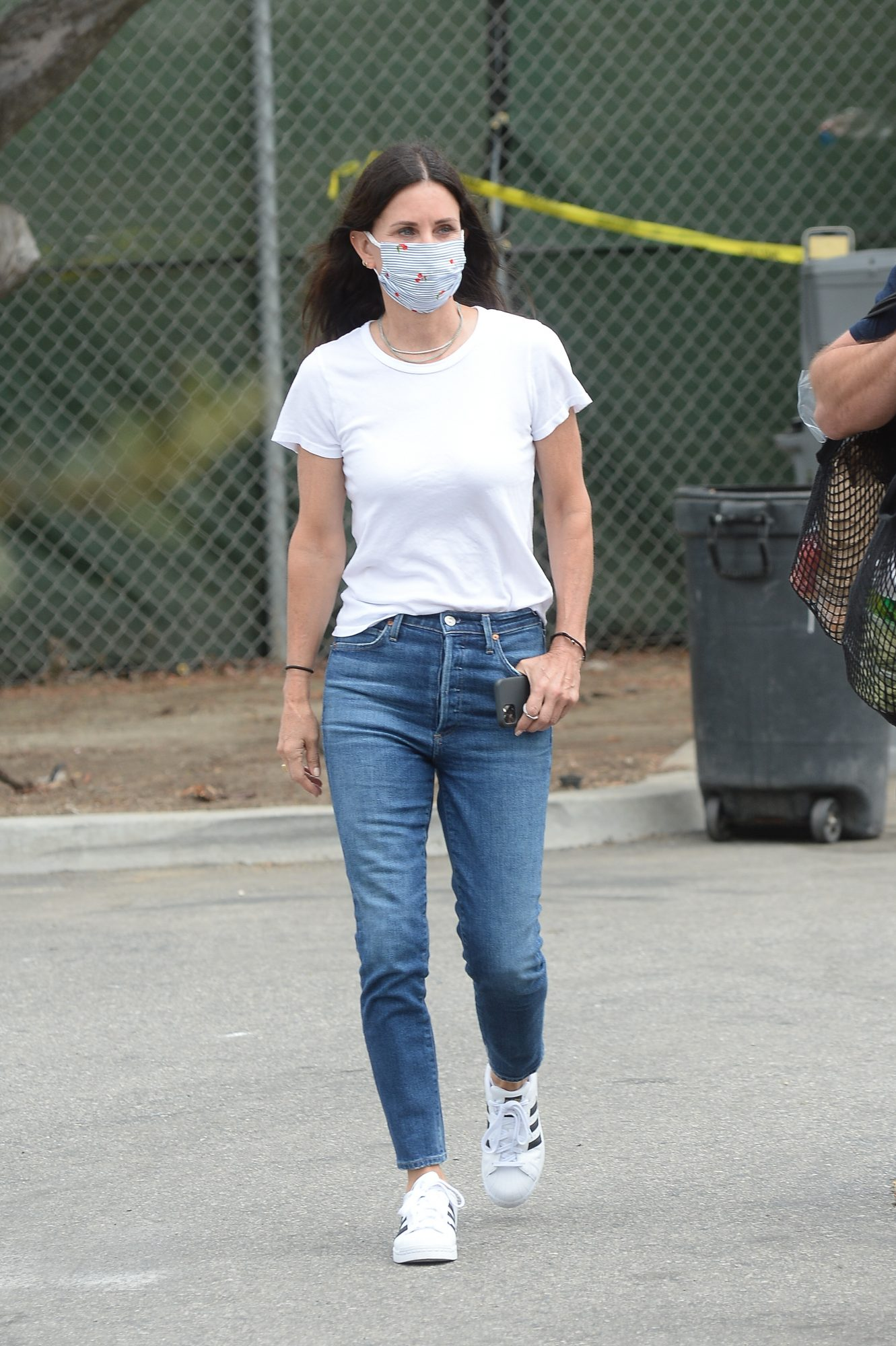courtney Cox, look, streetstyle