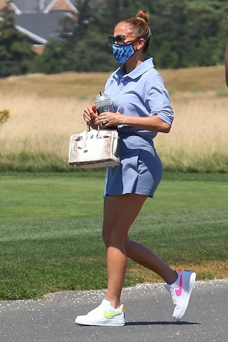 Jennifer Lopez, look, hamptons, vacaciones
