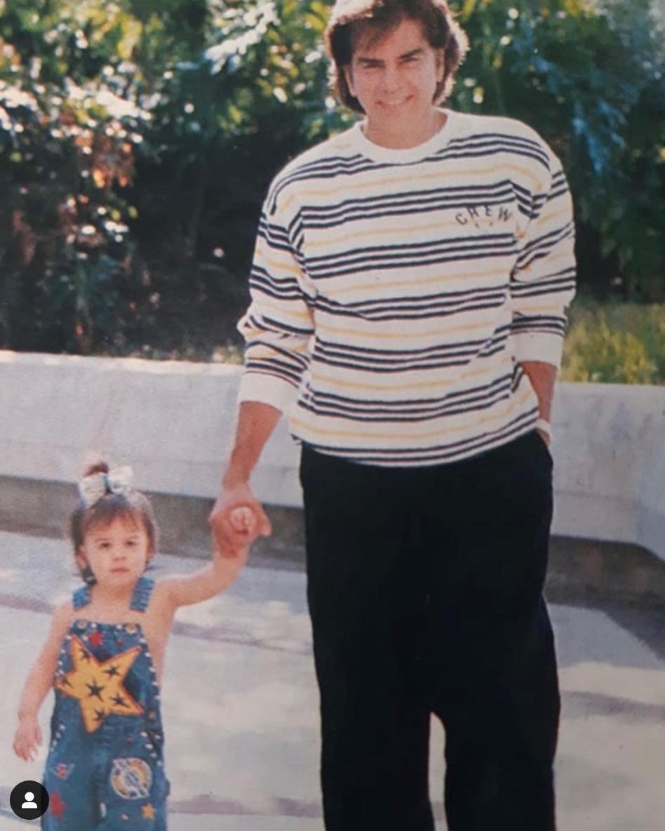 el puma con hija cumpleaños