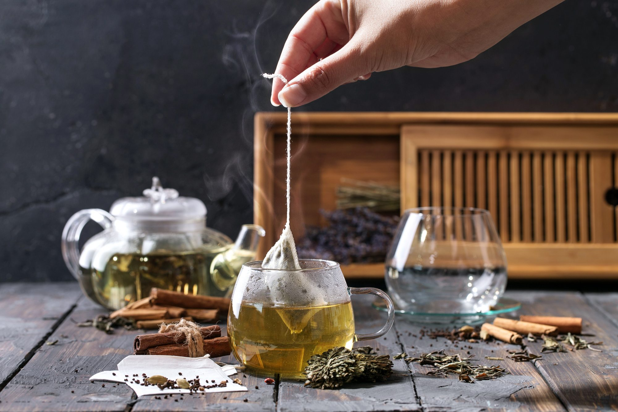 Todo los beneficios para la piel que puedes obtener del té verde