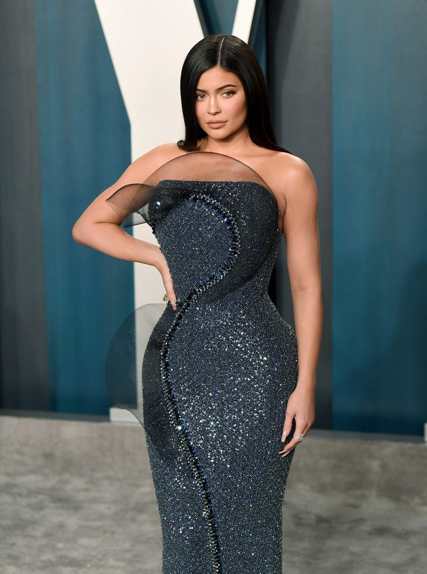 Kylie Jenner, faja