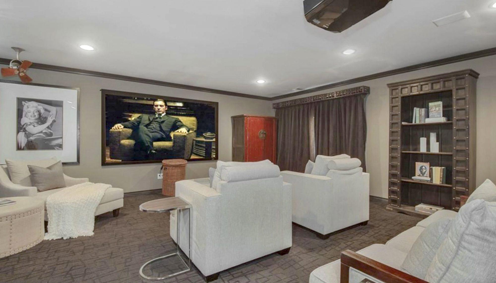La casa de Jennifer López y Alex Rodríguez
