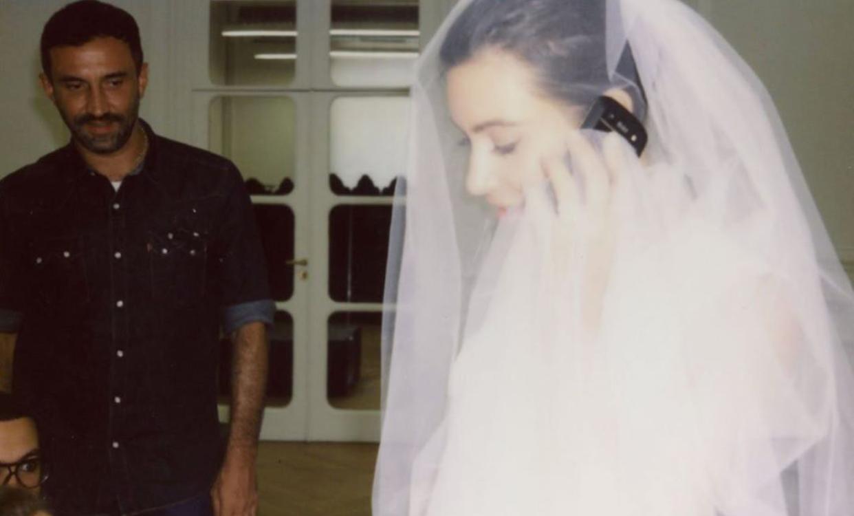 Kim Kardashian novia Riccardo Tisci