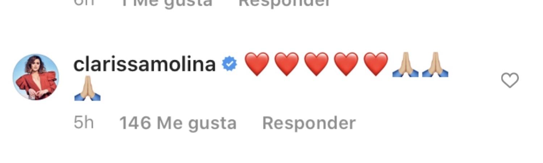 Instagram Clarissa Molina