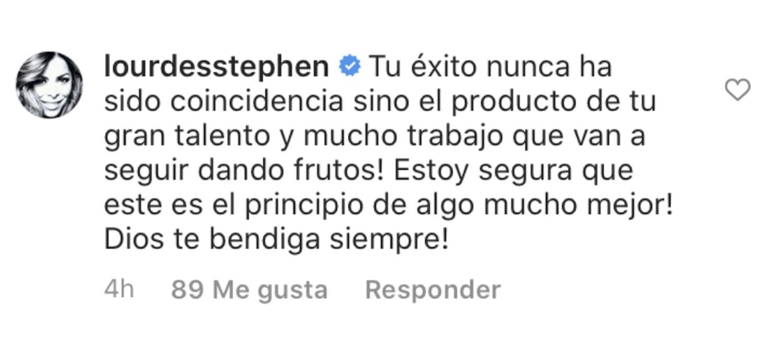 Lourdes Stephen