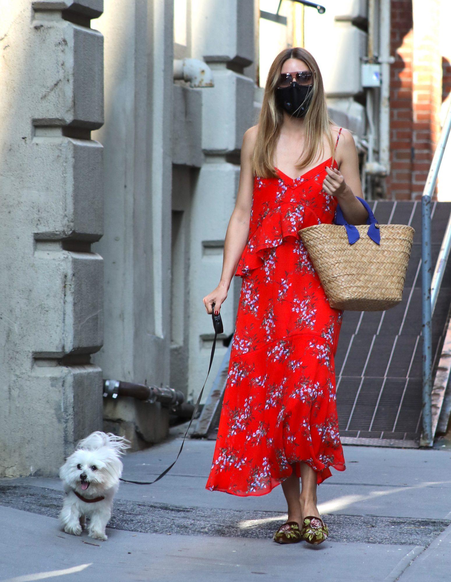 Olivia Palermo, new york, look, verano 2020