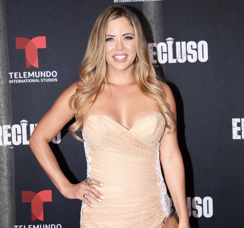 """""""Ya puedo mostrar mi pancita"""". Ximena Duque deja ver su barriga de embarazo"""