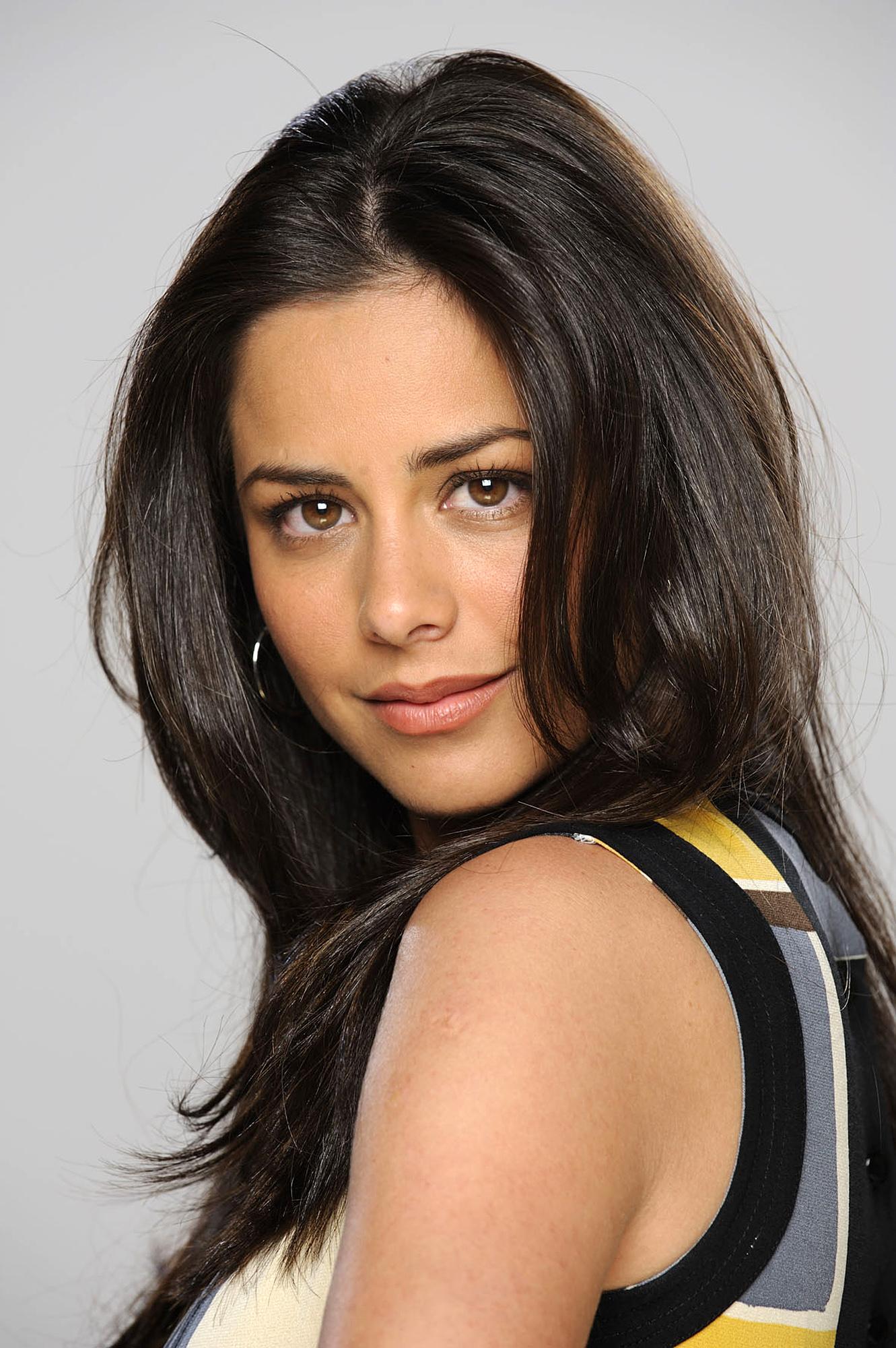 Jackie García en el 2008