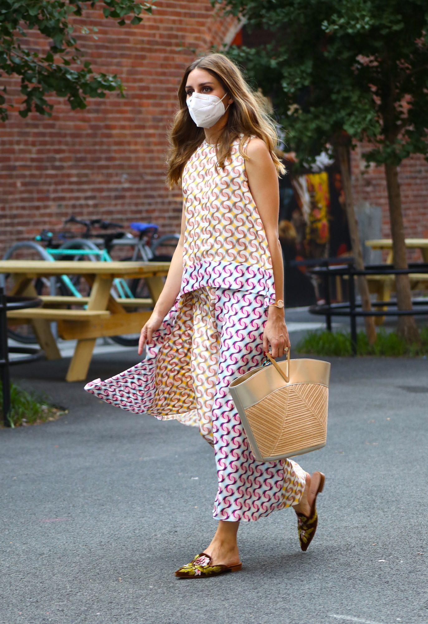 Olivia Palermo, look, New York