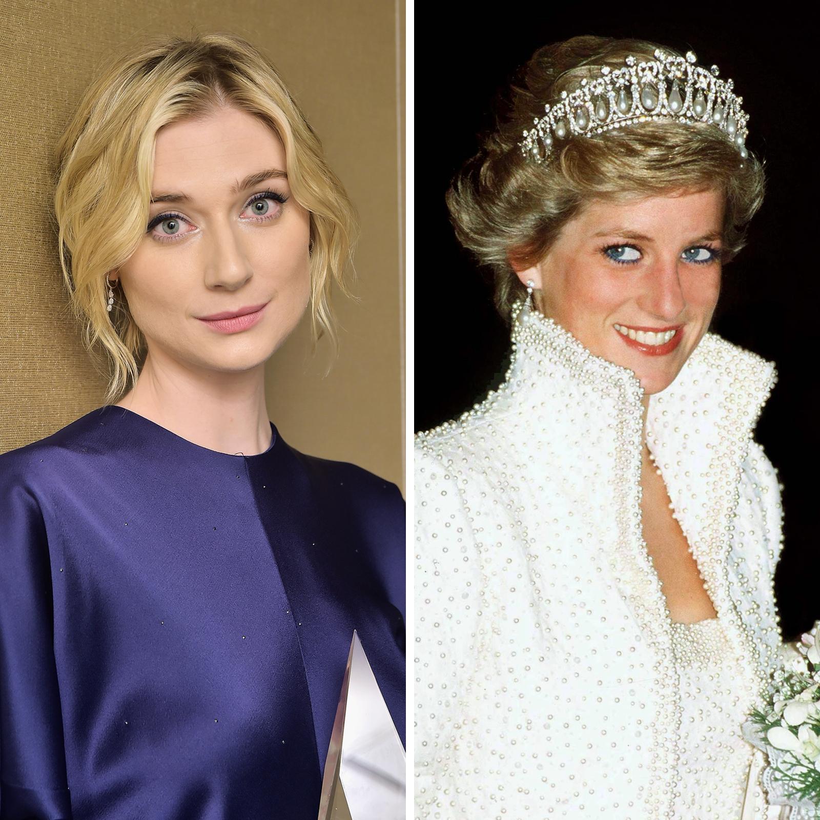 Elizabeth Debicki que será la princesa Diana en la serie de Netflix: The Crown