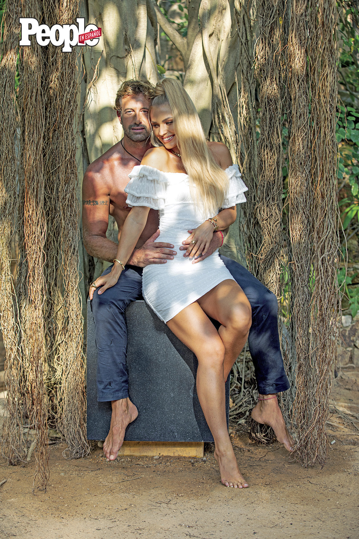 Gabriel Soto and Irina Baeva Take Us Inside Their Love Story | People en Español