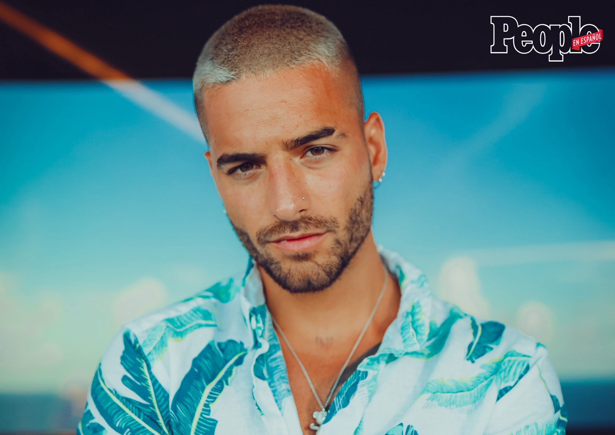 Maluma Main Photo - Digital Cover (DO NOT REUSE)