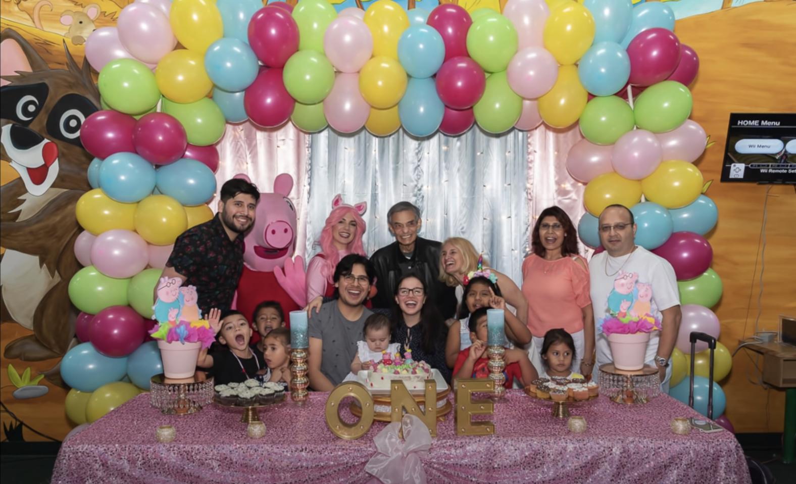 Familia de José José