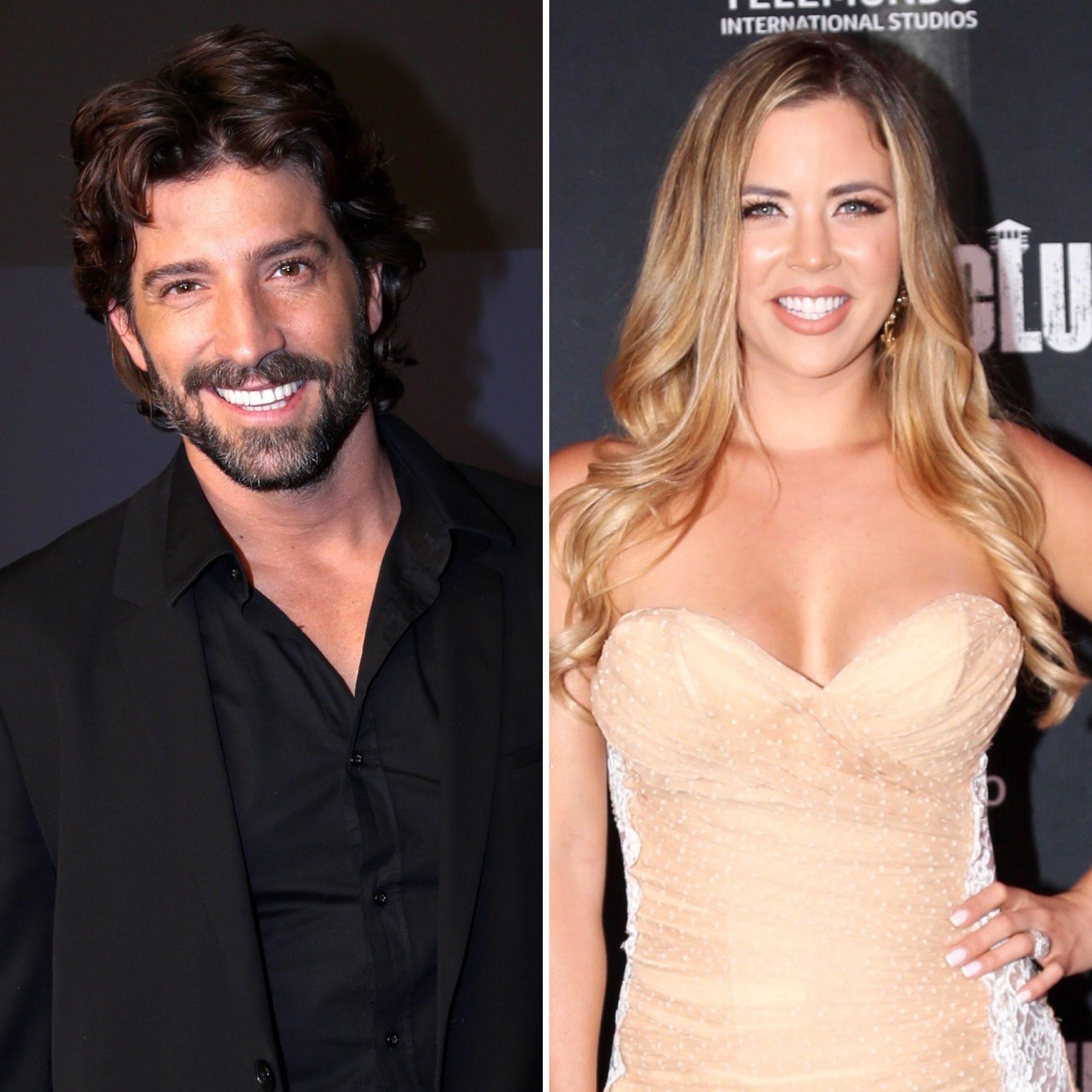 David Chocarro y Ximena Duque