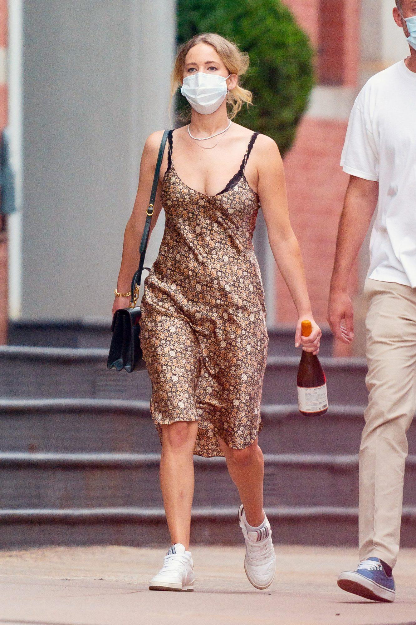 Jennifer Hudson, look, streetstyle
