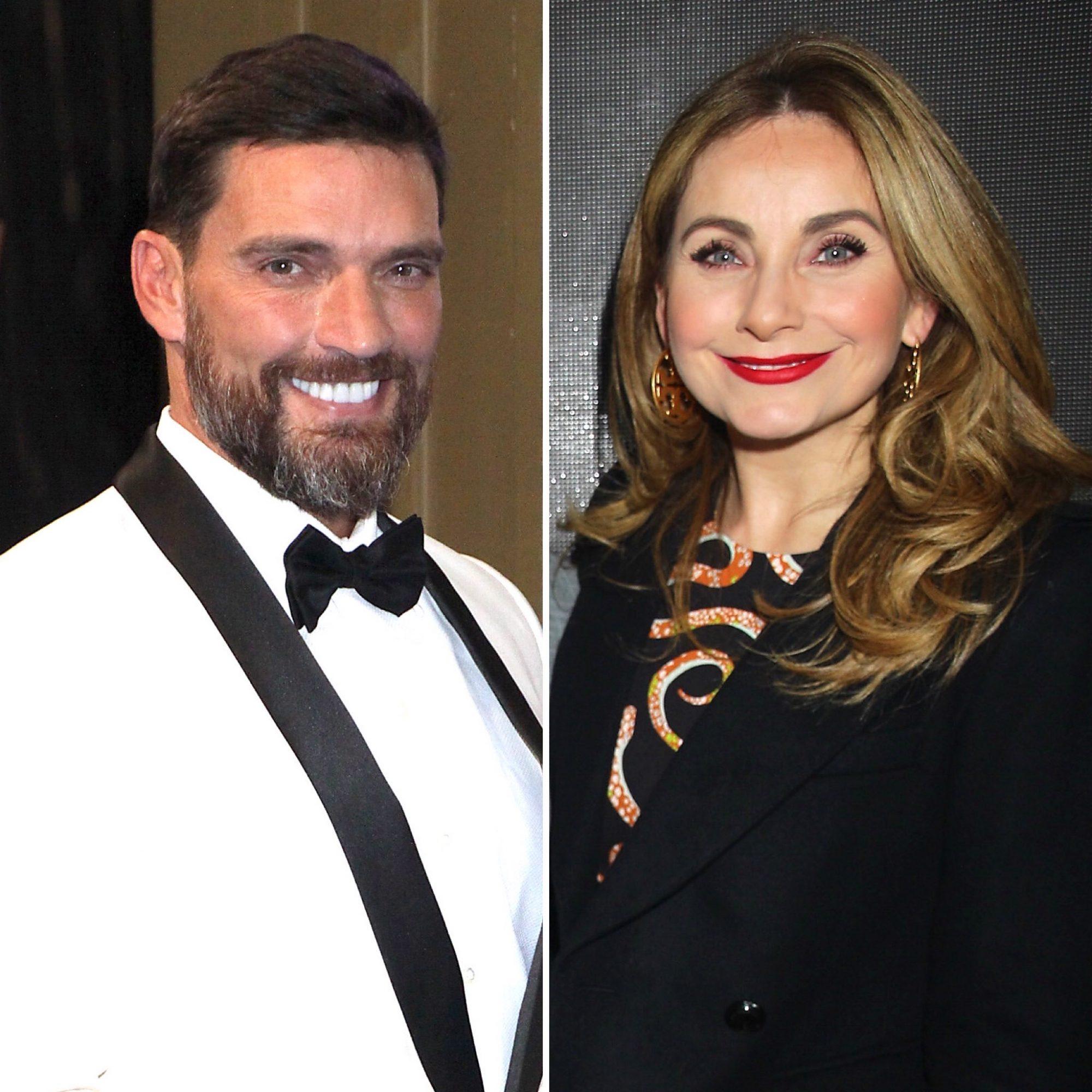 Julián Gil y Elizabeth Álvarez