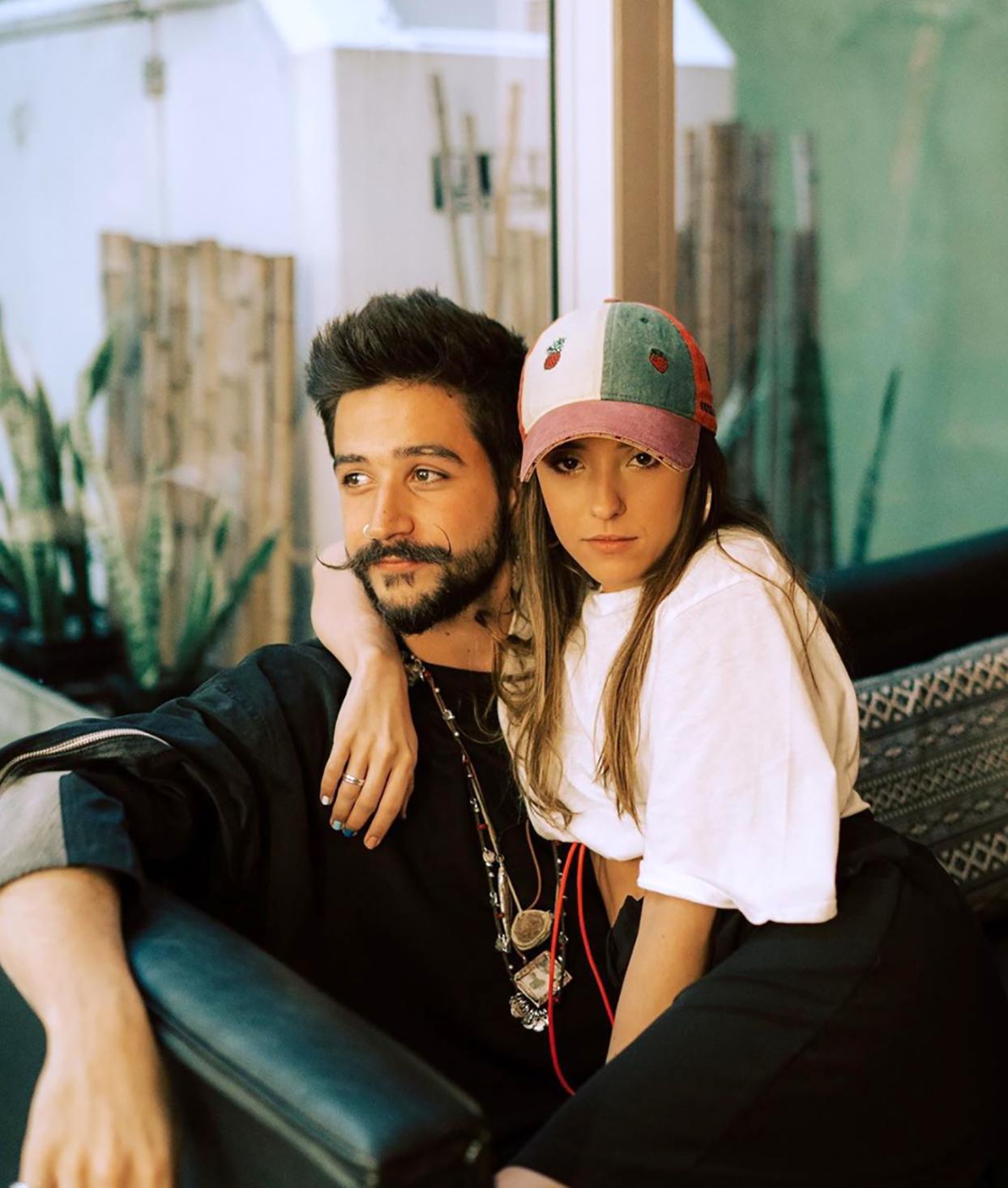 Camilo, Evaluna Montaner