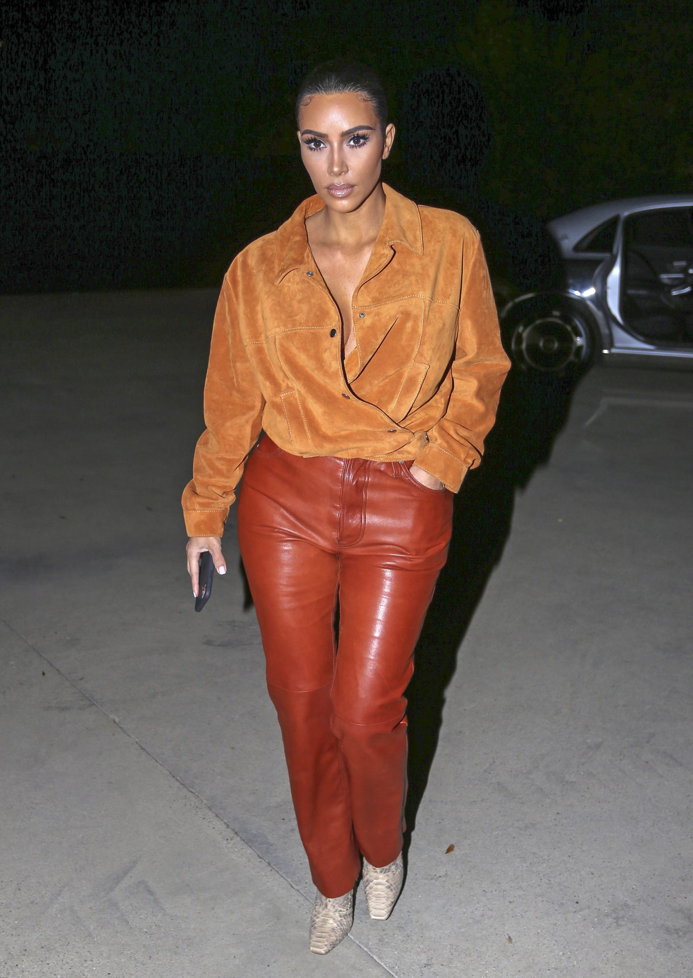 Kim Kardashian, look, los angeles
