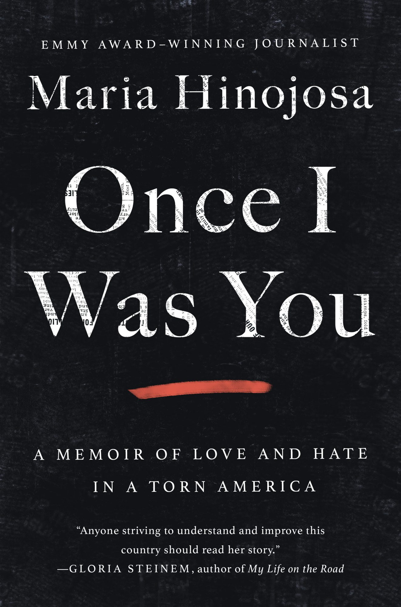 Maria Hinojosa - Once I was you