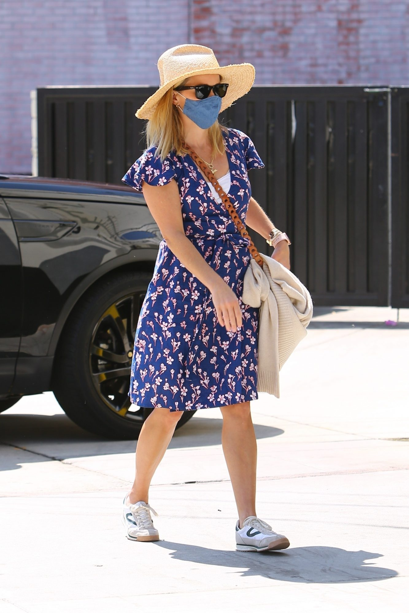 Reese Witherspoon, look, streetstyle