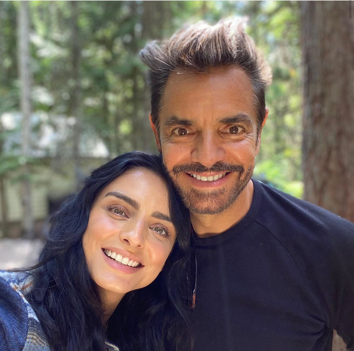 Aislinn Derbez Eugenio Derbez