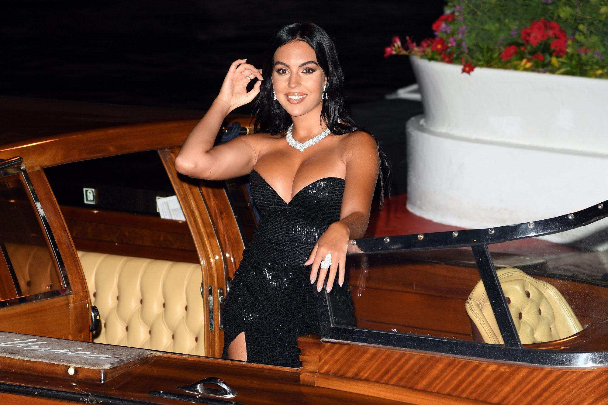 Georgina Rodríguez