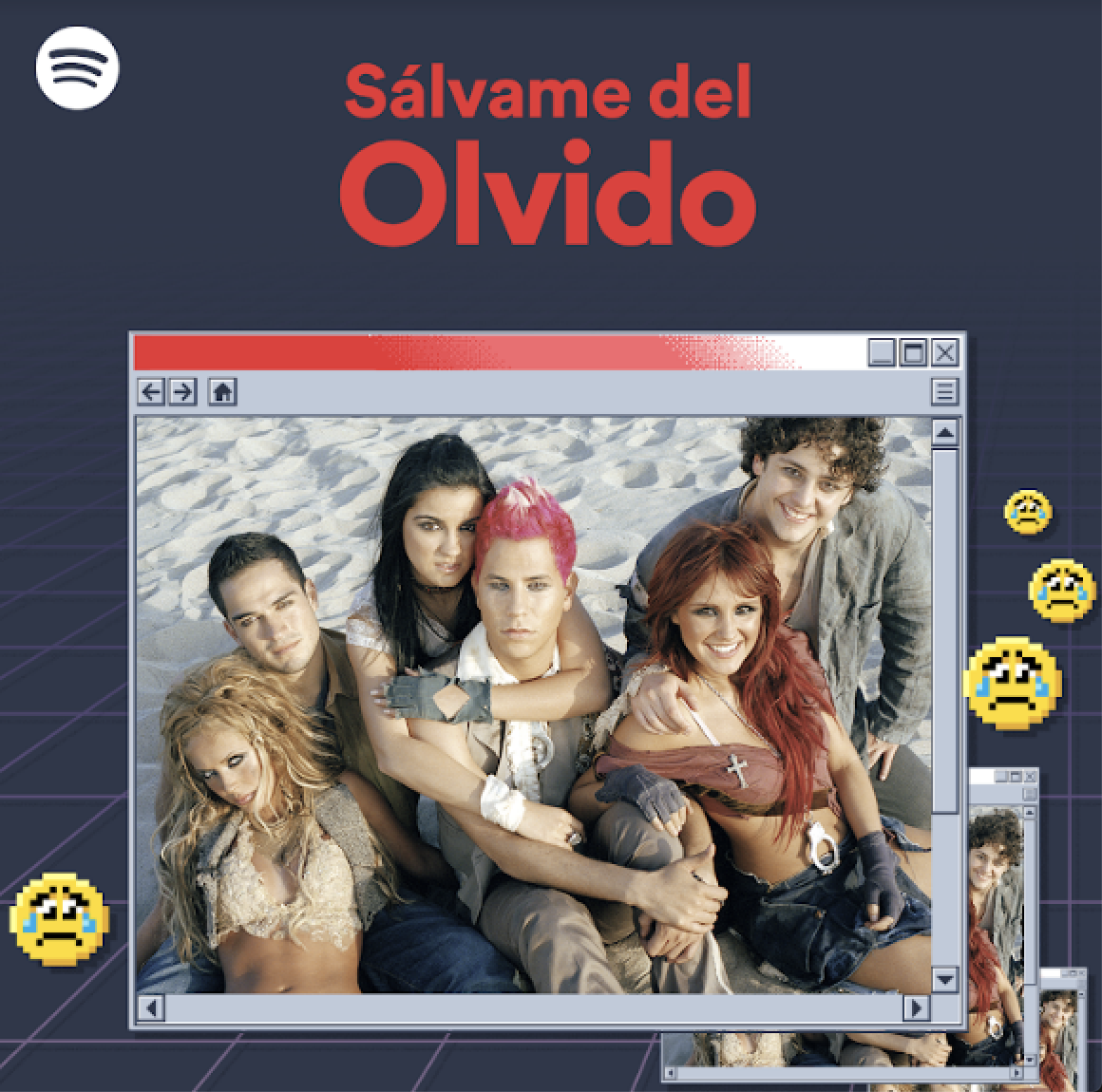 RBD playlist spotify this is