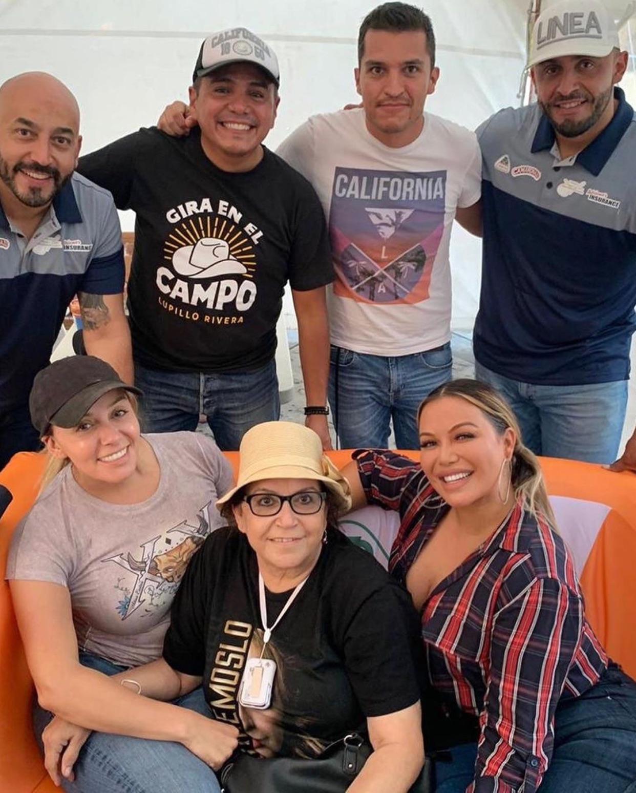 Chiquis Rivera Familia