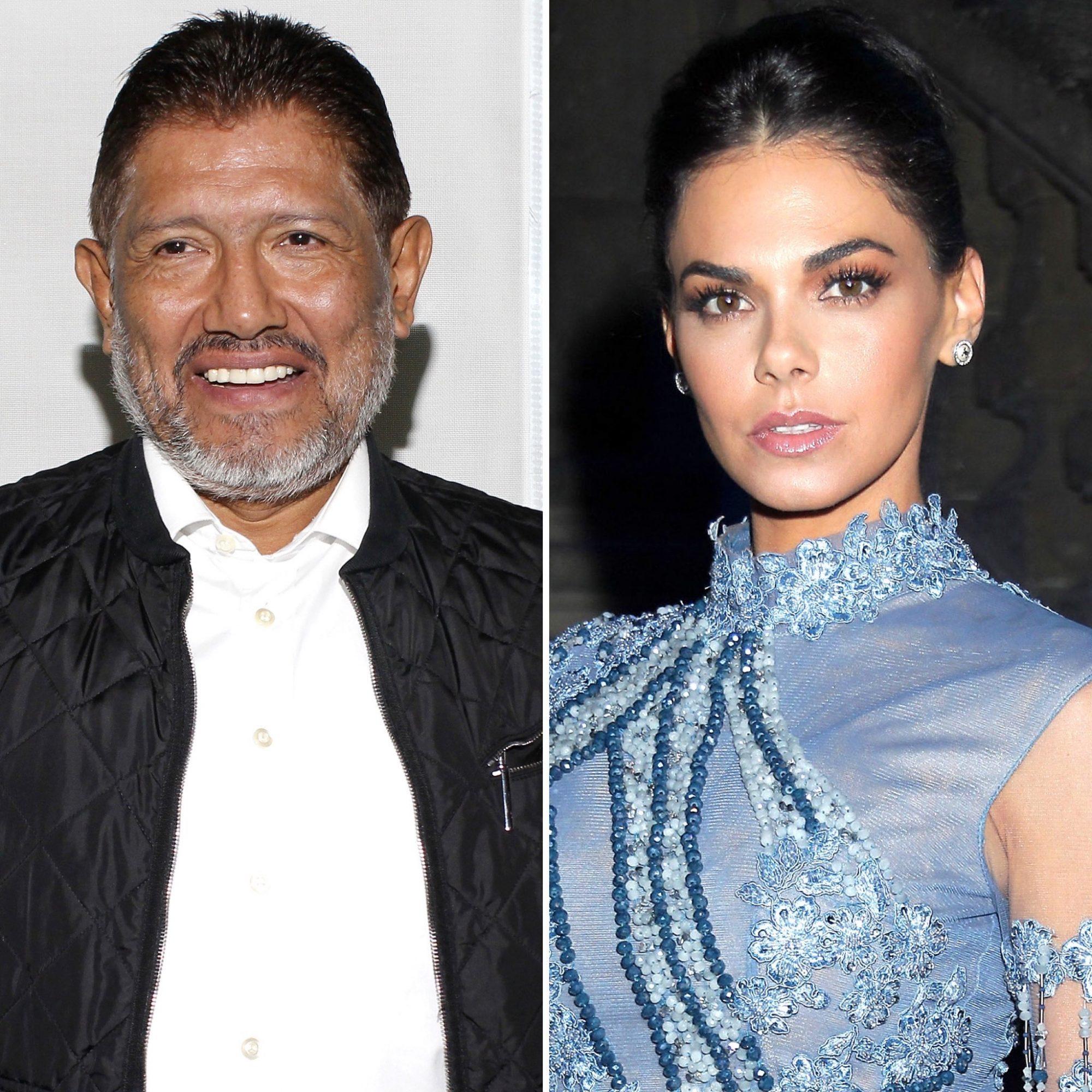 Livia Brito y Juan Osorio