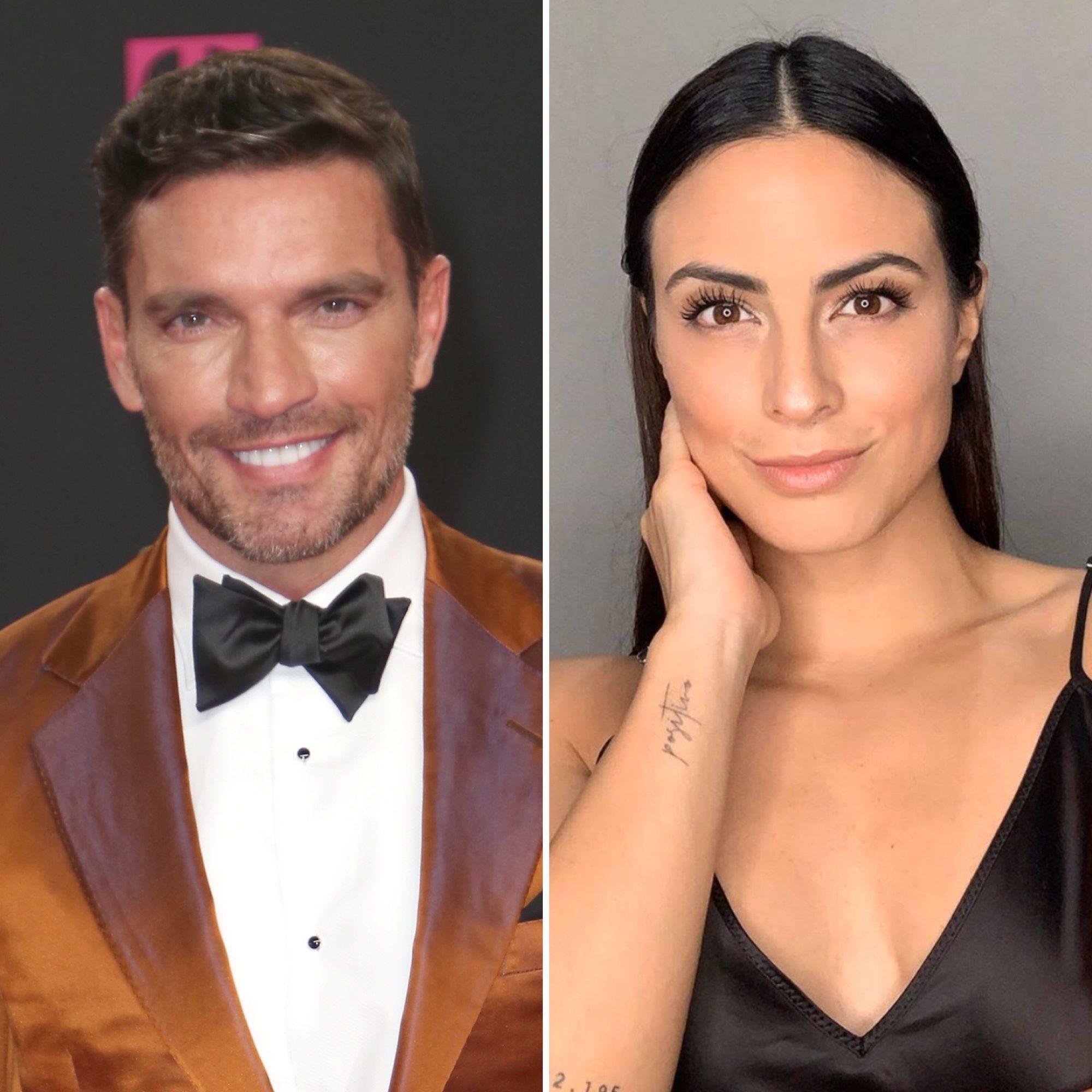 Valeria Marín y Julián Gil