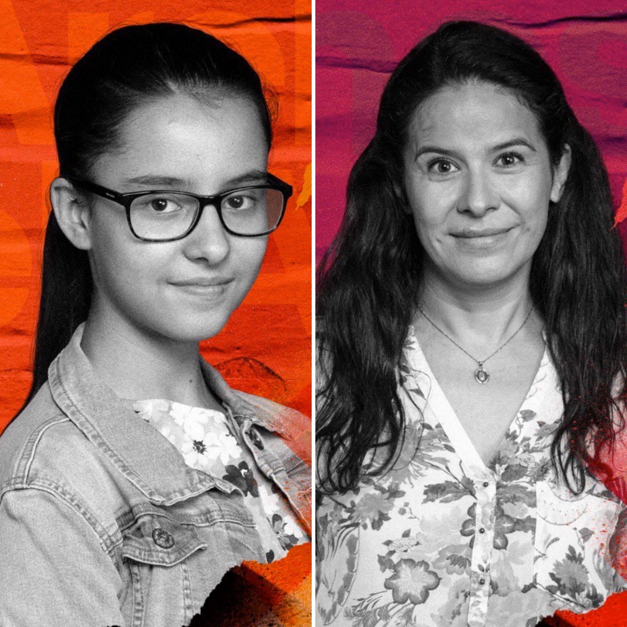Arcelia Ramírez y Emilia Berjón