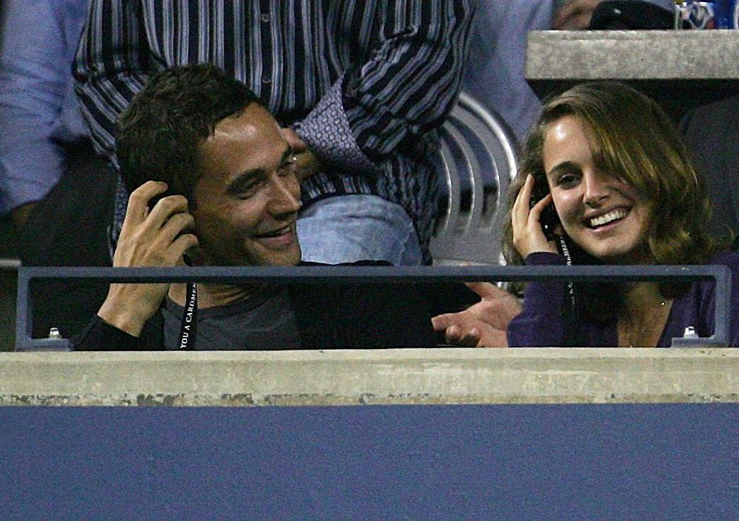 Gael García Bernal, Natalie Portman
