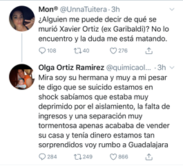 Hermana Xavier Ortiz