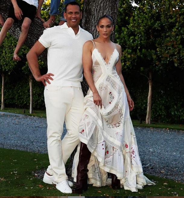 Jennifer Lopez, jlo, look, familia
