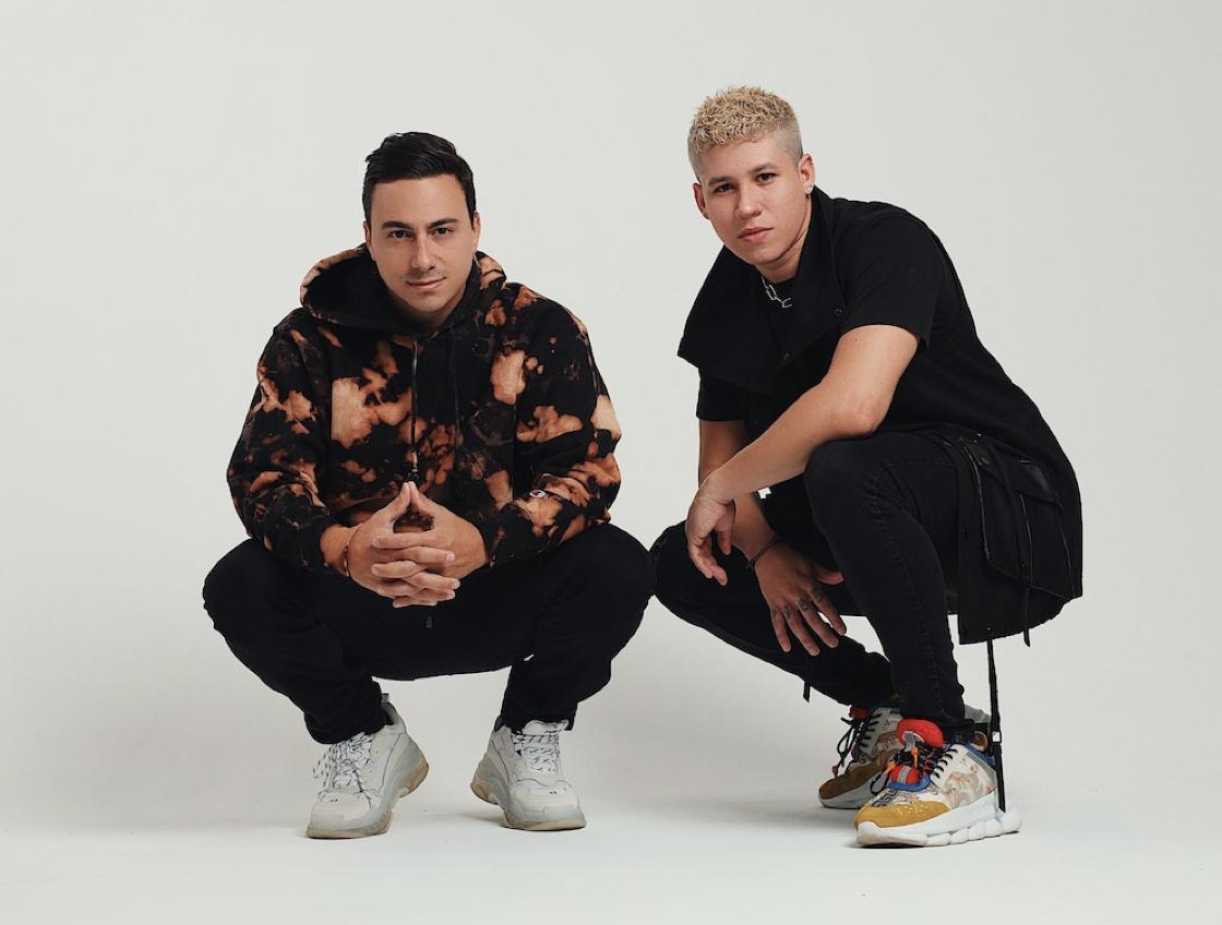 DJs Víctor Porfidio y Cristhian Terán Concierto mundial para ayudar a las víctimas del COVID19