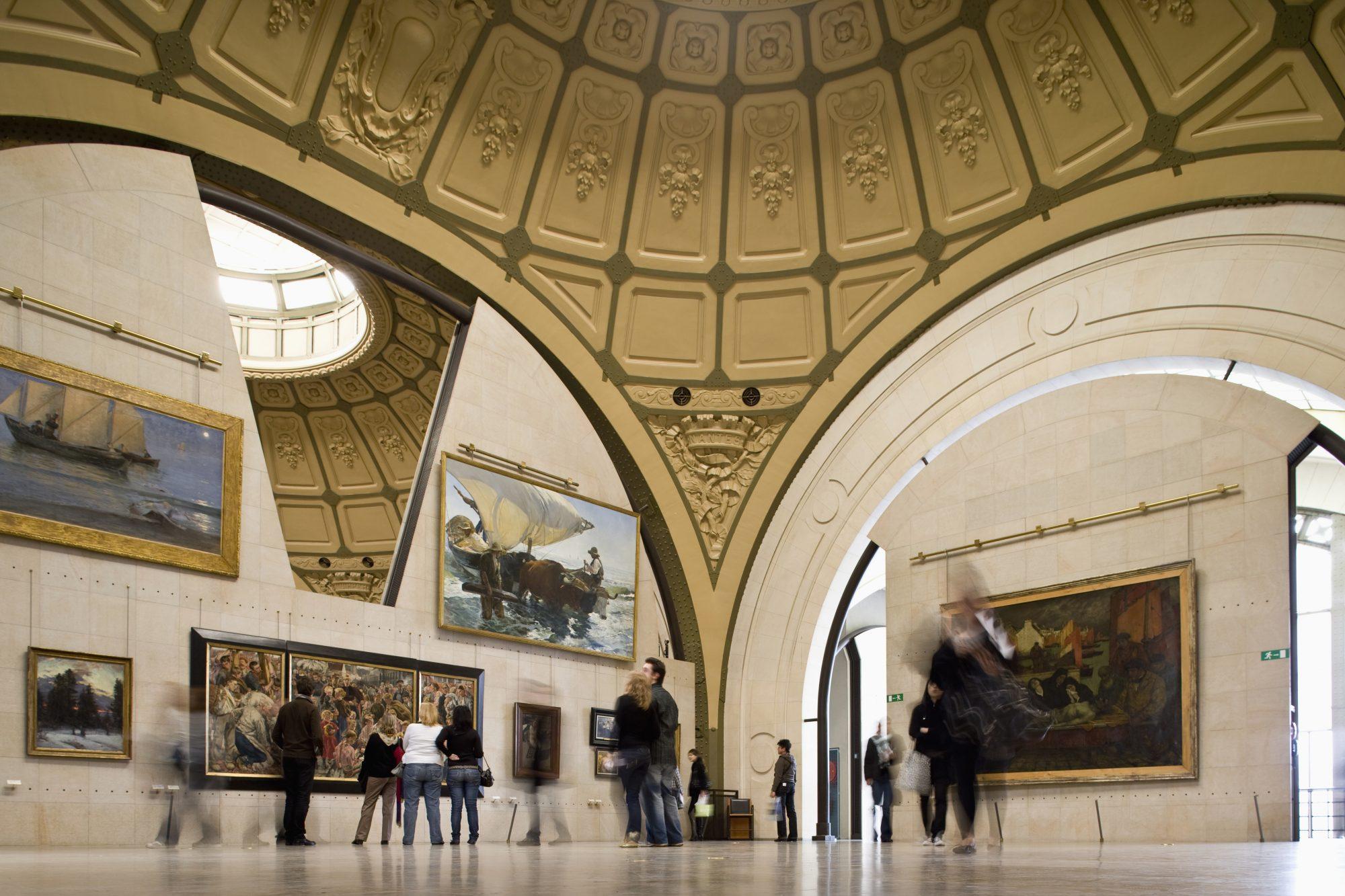 Museo Orsay en París