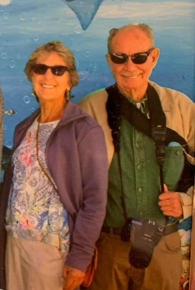 Kathy Harvey y Ian Hirschsohn