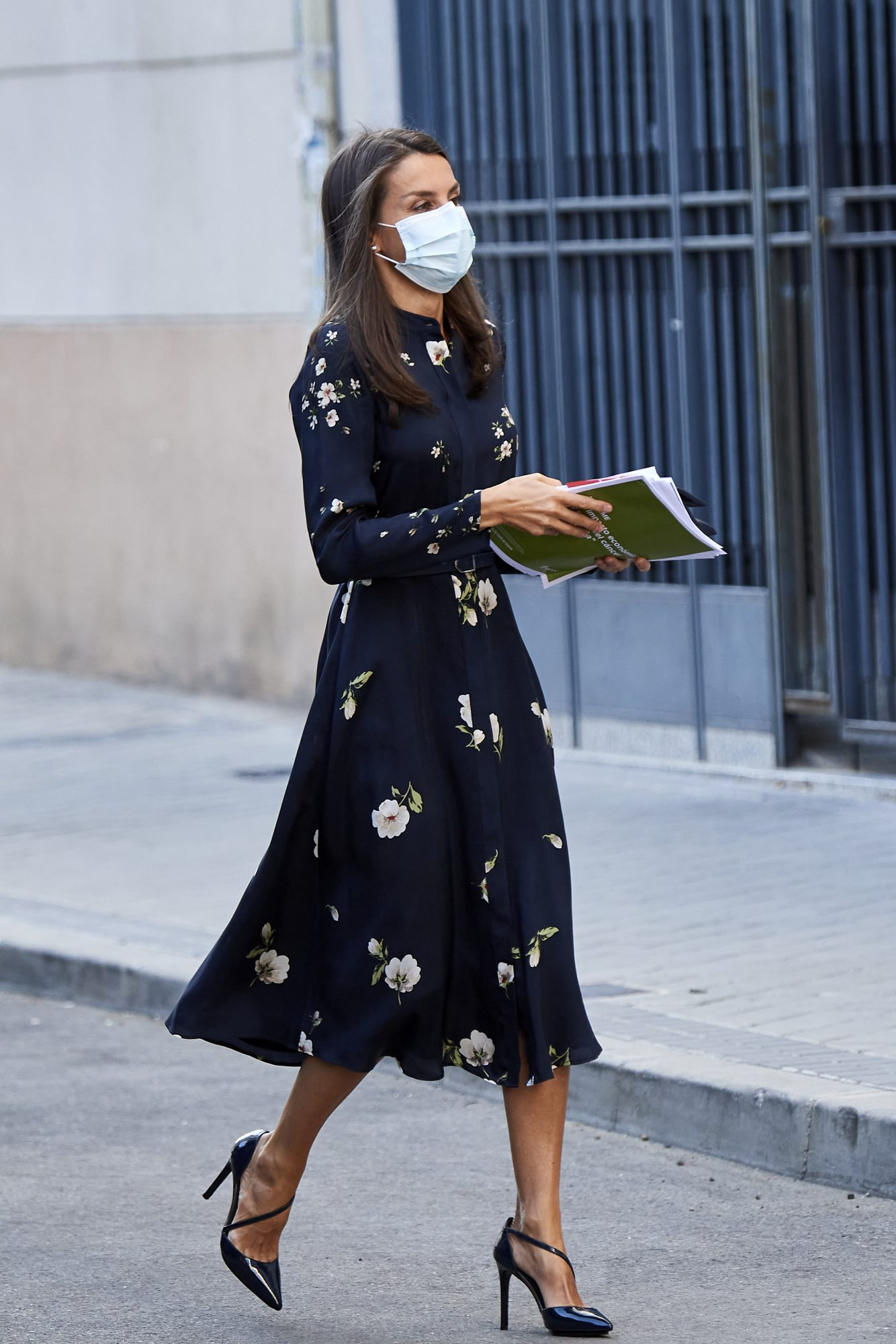 Reina Letizia, look, estilo, españa