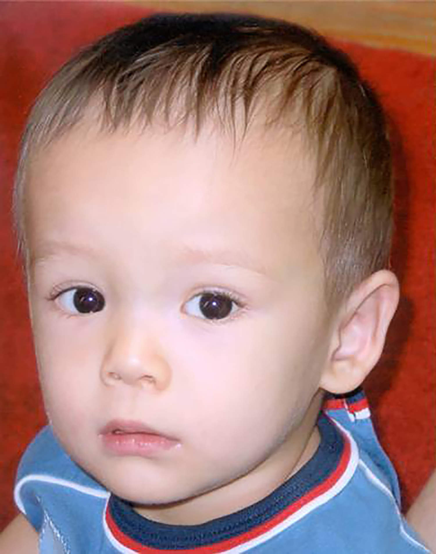 2 year old vanished