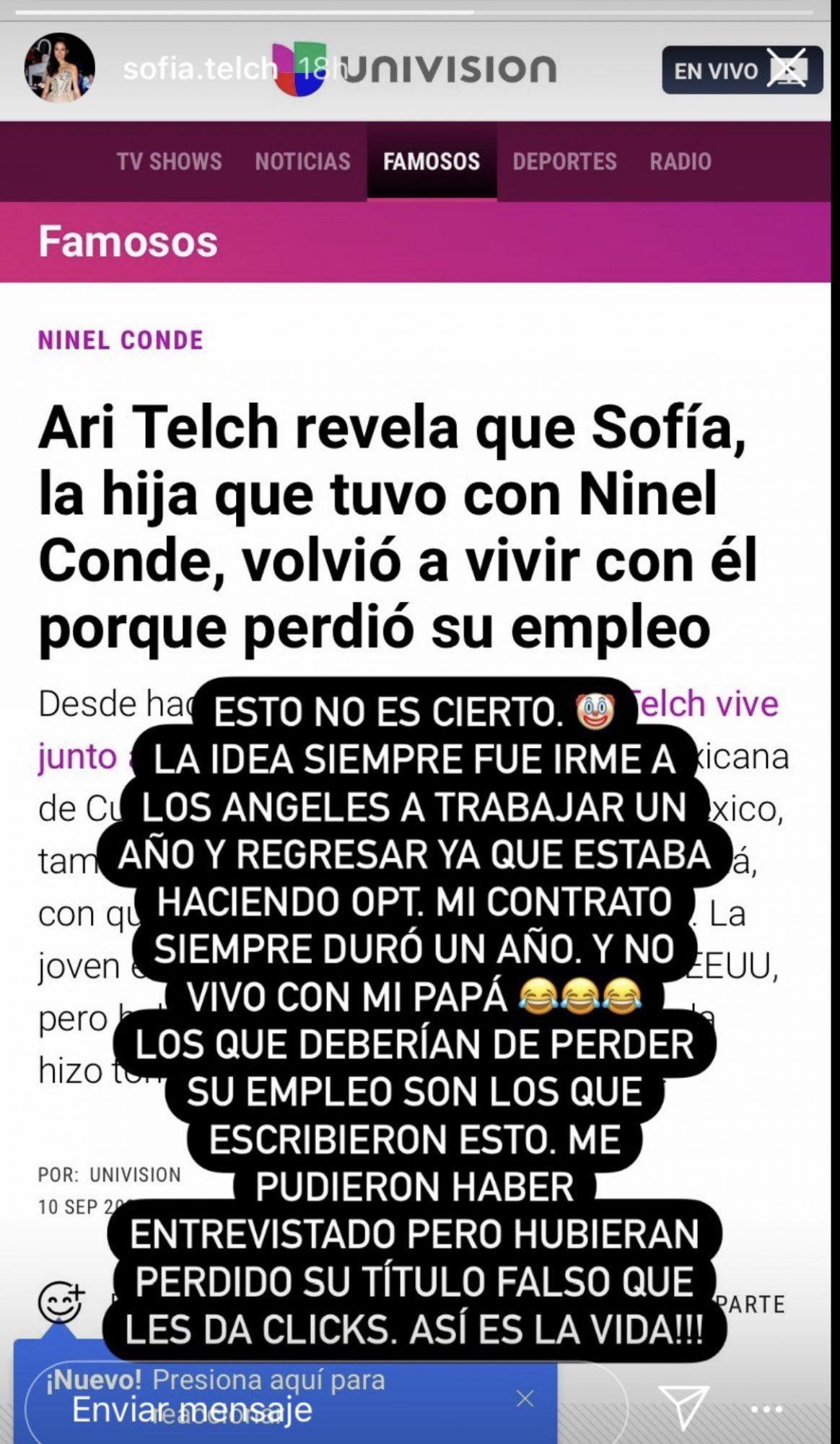 Sofía Telch
