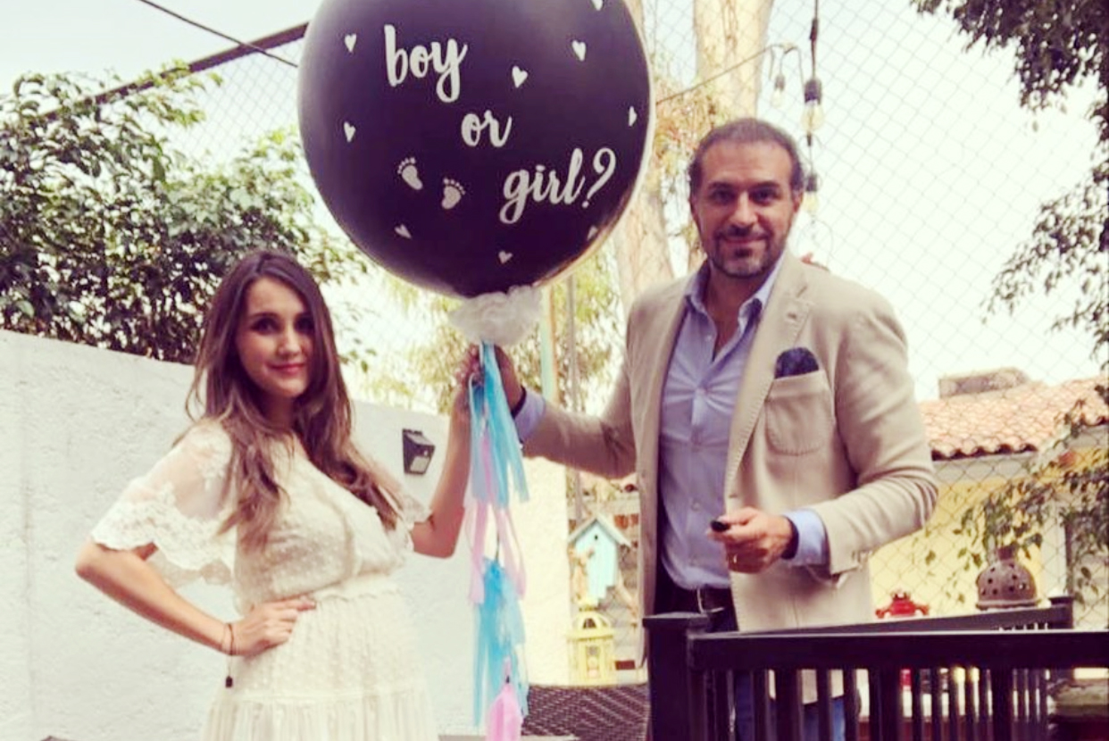 Dulce Maria Paco Alvarez Gender Reveal