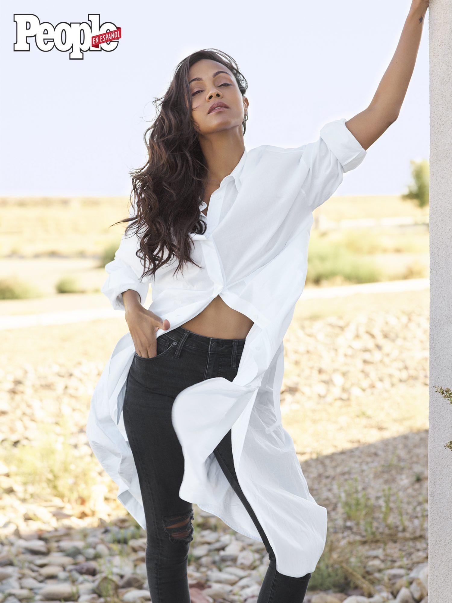 Zoe Saldaña (DO NOT REUSE)