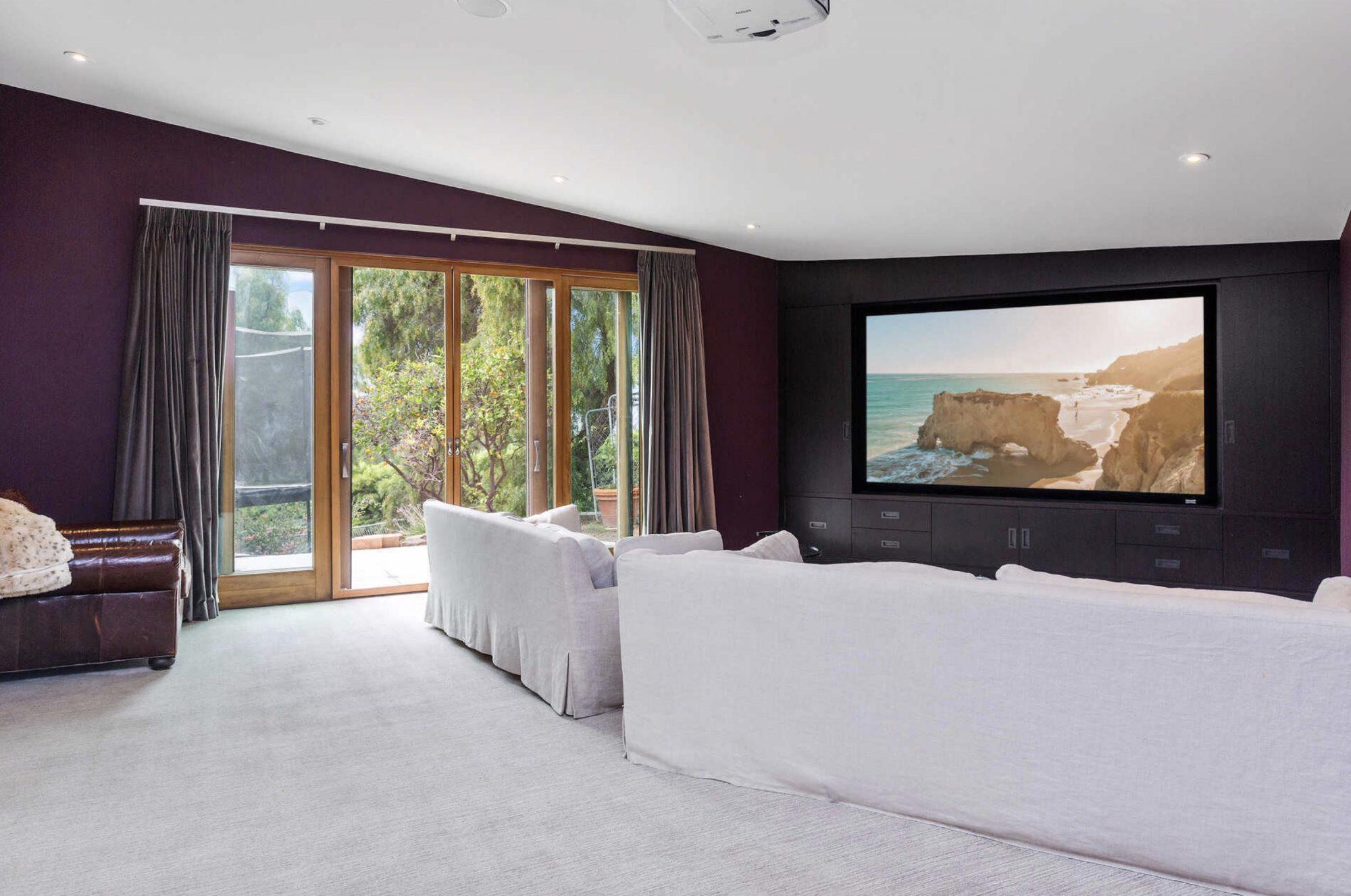 Chris Hemsworth and Elsa Pataky's Malibu house