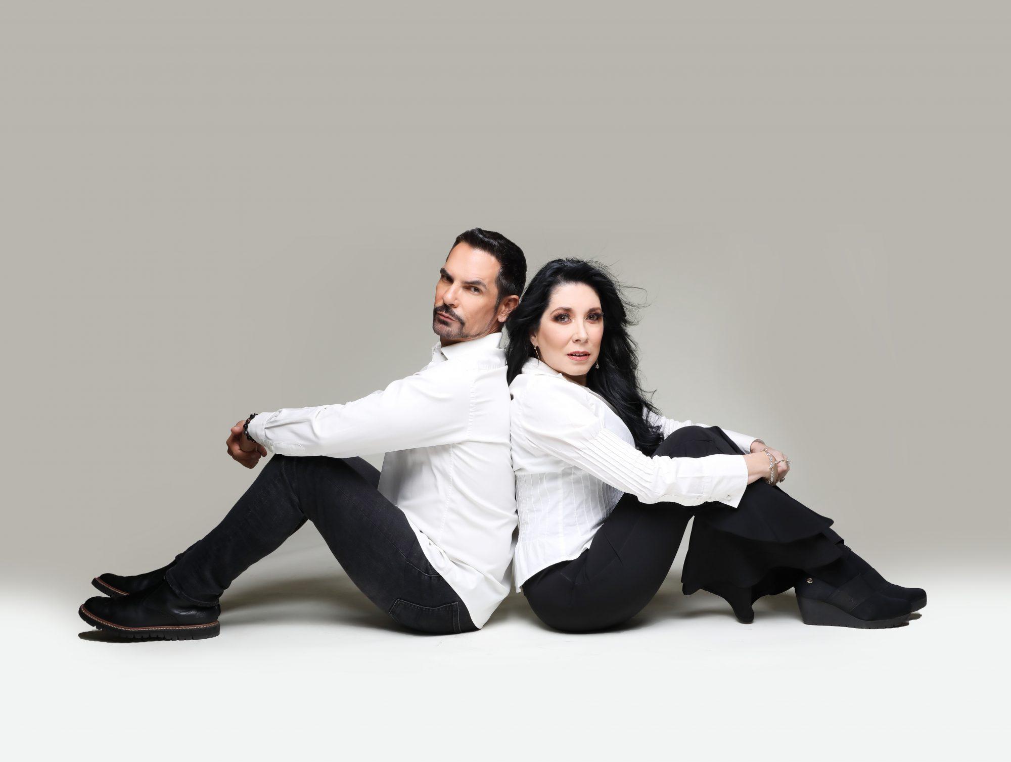 Armando Araiza y Estela Durán