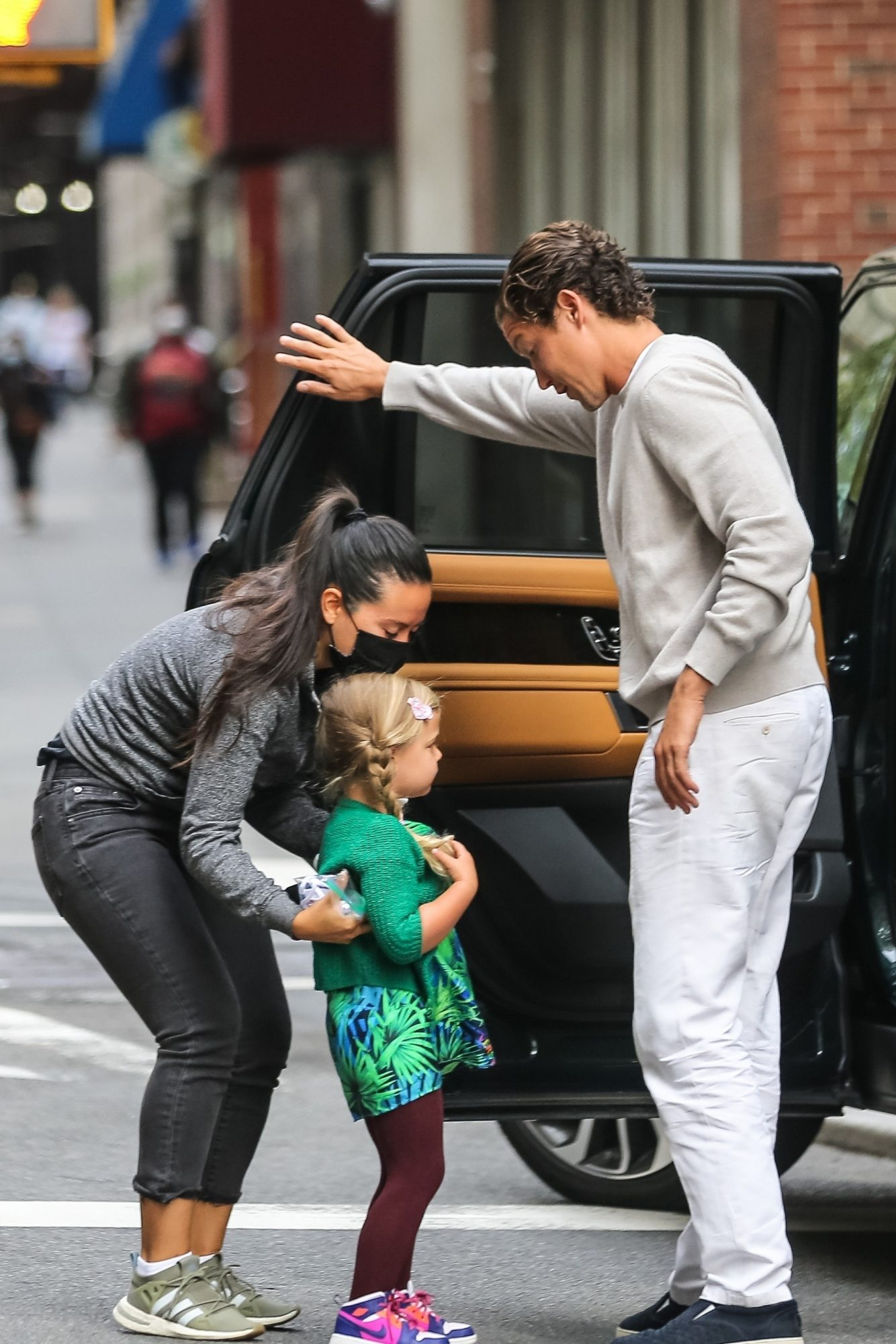 Vito Schnabel, Irina Shayk's Daughter Lea